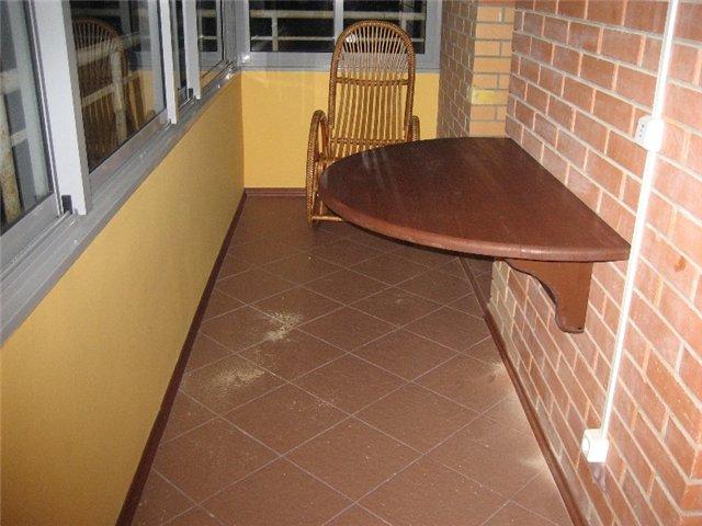 Балкон или лоджия под столовую зону: рациональные идеи